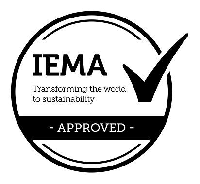 IEMA approved logo